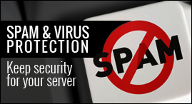 Spam & Virus Protection